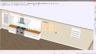 Chief Architect Creating Custom Cabinet Doors