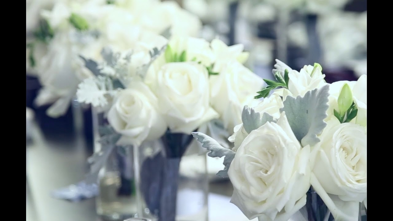 All About Arrangements - Citiscape Weddings