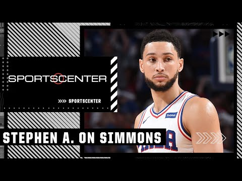 Stephen A. on 76ers' loss: 'You've got to trade Ben Simmons'  2021 NBA Playoffs