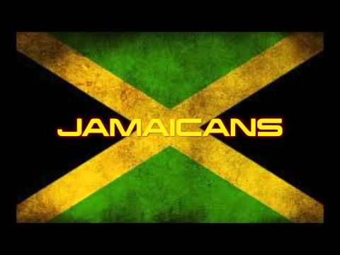 "Jamaica 50th independence feat. Zeena Banks ""Who run de world"" (Jamaicans) anthem"