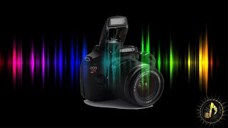 Clean Camera Focus and Shutter Sound Effect