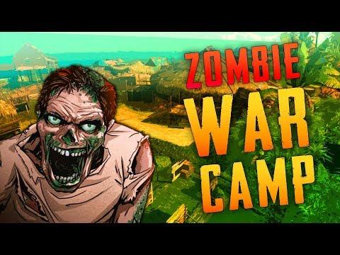 Zombie War Camp Call of Duty Zombies  Kuru Hakai