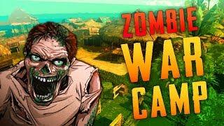 Zombie War Camp (Call of Duty Zombies - Kuru Hakai )