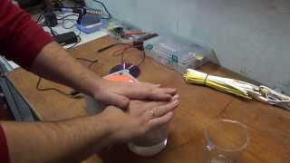 Как сделать Магнитную мешалку, для дрожжей, Самодельная Магнитная мешалка