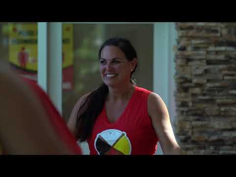 Aboriginal Sport and Rec Kayak 1
