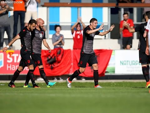 Albania - Qatar 3-1 (Friendly Match)