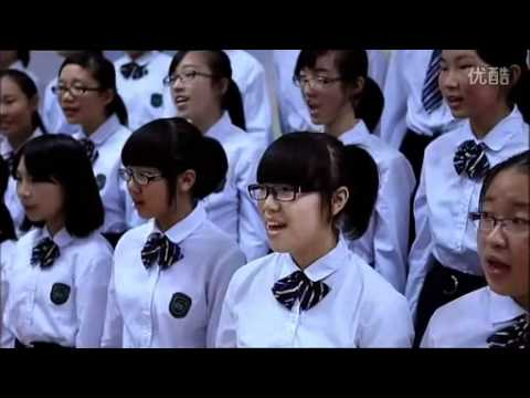 Shanghai World Foreign Language Middle School 15th Anniversary Video.flv