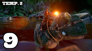 AGUAS DE SANGRE!! ARK: Survival Evolved #9 Temporada 2