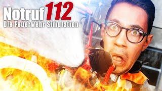 Notruf 112: Hänno im Einsatz! | Feuerwehr Simulator