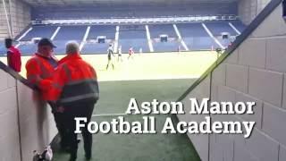 Aston Manor Academy - A Look Into Life at the AMA Football Academy