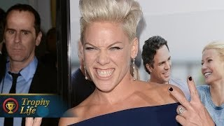Pink Performing at the Oscars 2014!