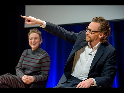 Tom Hiddleston & Josie Rourke full talk