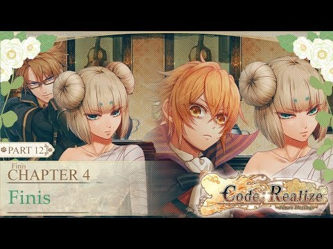Code: Realize ~Future Blessings~ Finis ( Act 12 ) Walkthrough Gameplay ( PS4 )