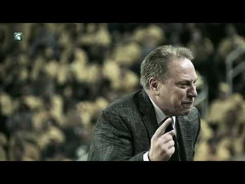 10 Michigan State vs 7 Michigan | Cinematic Highlight | Men's Basketball