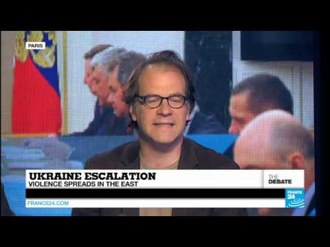 Boris Najman on violence spreading in East Ukraine