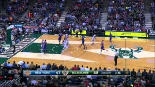 Knicks Fails @ Bucks 11/18/14 RUDE RANT!