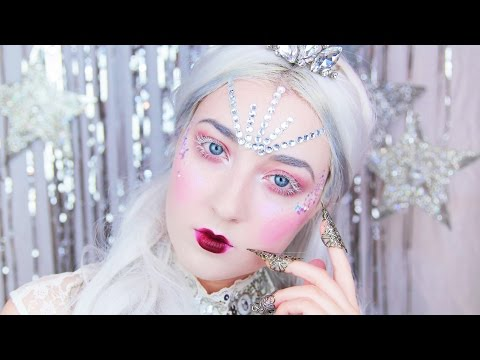Snow Queen Makeup Tutorial