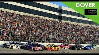 Monster Energy NASCAR Cup Series- Full Race -Gander Outdoors 400