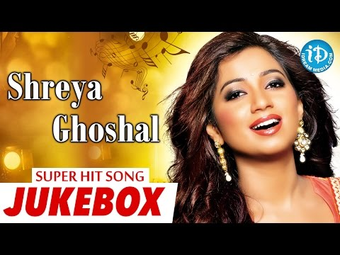 Shreya Ghoshal All Time Telugu Hit Songs || Telugu Hit Songs || Shreya Ghoshal 2016 Birthday Special