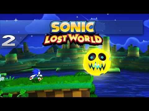Sonic Lost World || 2 || Windy Hill Zone 2