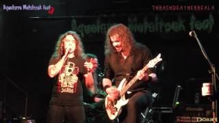 Döria - Por Si Sirve de Algo (live III Aquelarre Metalrock Fest, 03-10-2015)
