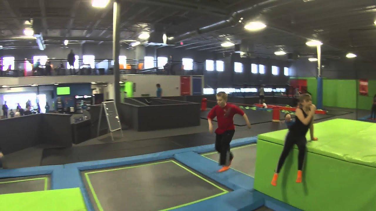 Jump Yard Gp Fun Youtube