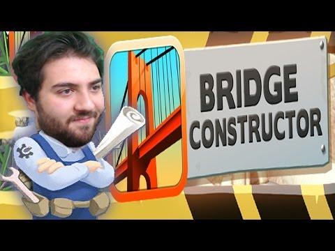 Bu Ne Biçim Köprü (Bridge Constructor)