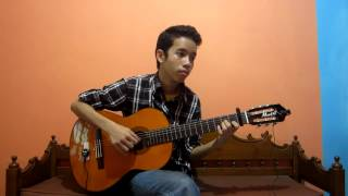 (Christian Bautista) The Way You Look At Me - Marko Savana (Classical Guitar)