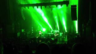 The Cure Subway Song Live 11/27/11