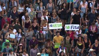 Marche pour le climat : 14.500 manifestants à Paris