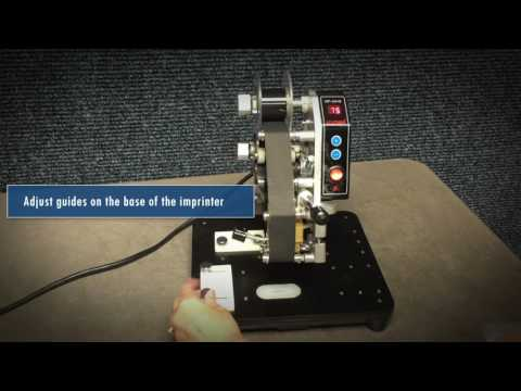 Sealer Sales HP 241S Hot Stamp Imprinter / Coder