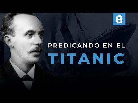 JOHN HARPER: El último héroe del TITANIC | BITE