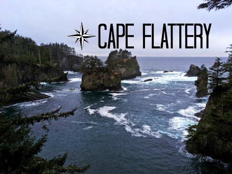 VISTING THE UPPER LEFT CORNER OF WASHINGTON | CAPE FLATTERY
