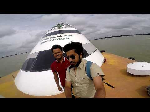 Green Line WaterWays Exclusive - Dhaka to Barisal - Catamaran Ship