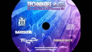 Mix | Technikore & JTS - HTID Giveaway Mix | July 2013