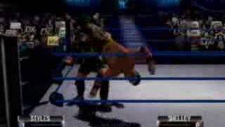 AJ Styles vs. Alex Shelley NM Rana Pin
