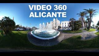 Привет из Аликанте и хорошего дня! Buenos dIas Alicante 360 4К
