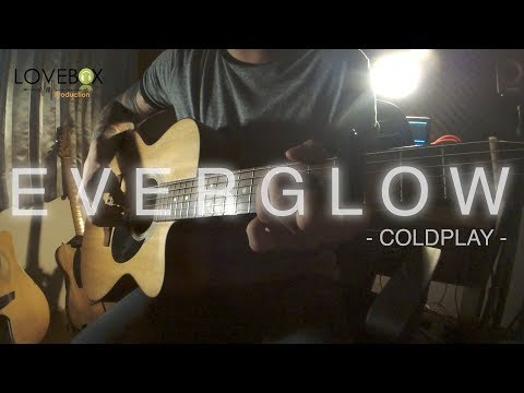 Everglow - Coldplay (acoustic cover)
