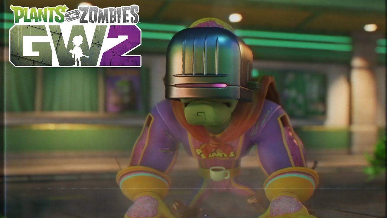 Guai A Zombopolis Trailer Plants Vs Zombies Garden Warfare 2 Youtube