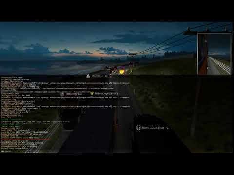 ETS 2 MP EU2 Ban TirciDayi58(1880) - Ramming/Inappropriate Overtaking on C-D road