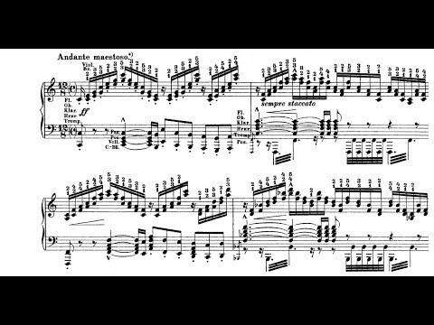 "Liszt-Stradal - ""Les préludes"" Symphonic Poem - Risto-Matti Marin Piano"