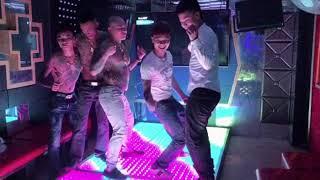 Quang rambo tuyên bố thanh niên cả nước không ai nhảy đẹp bằng mình.... chấp luôn khá bảnh mạnh dũng