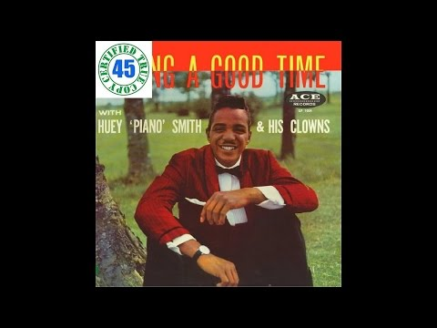 HUEY 'PIANO' SMITH - DON'T YOU JUST KNOW IT - 7