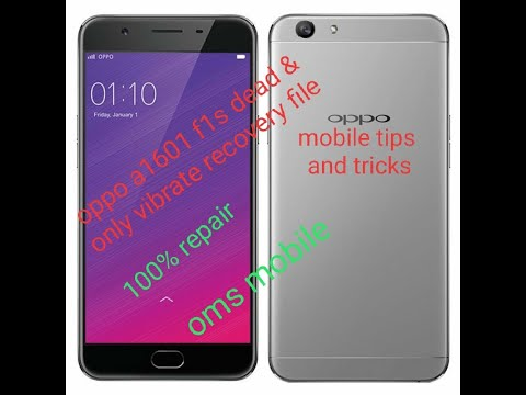 oppo-f1s-1601-dead-after-flash-vibrate-only-100%-done