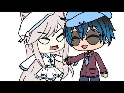 Angry Cat // Gacha Life Meme // Gift For Savella And CJ-Chan YT // Read Desc