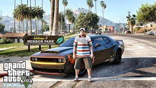 GTA 5 REAL LIFE MOD - JIMMY GOES TO COLLEGE - THE THING WITH LESTER (GTA 5 REAL LIFE MODS)