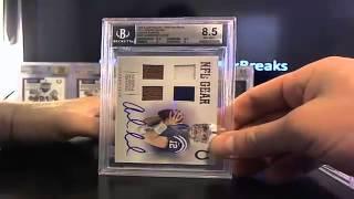 UltimateBoxBreaks.com: Beckett BGS Graded Mailday 120+ Cards