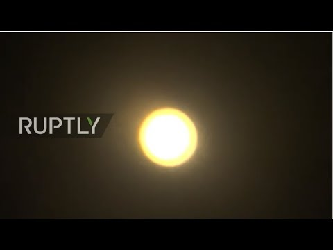 WATCH LIVE: Total solar eclipse stuns the USA