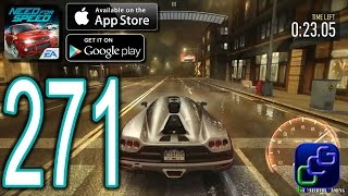 Repeat youtube video NEED FOR SPEED No Limits Android iOS Walkthrough - Part 271 - Car Series: Stratosphere Chapter 4
