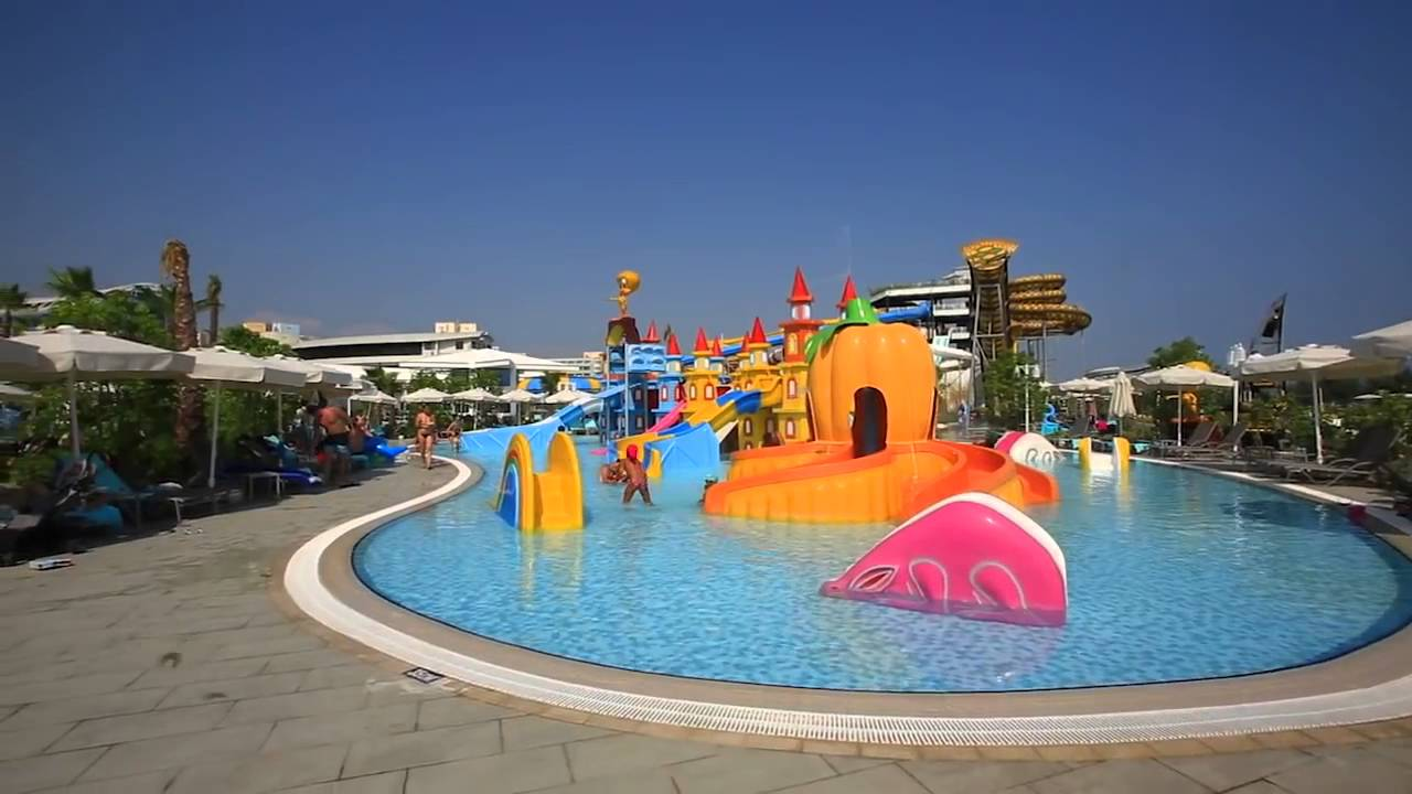 SUENO HOTELS DELUXE BELEK - YouTube